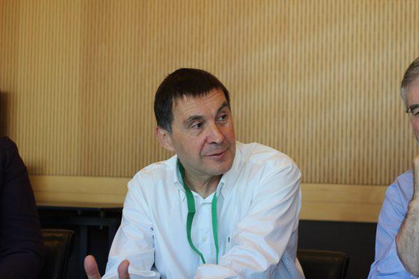 Entrevista Arnaldo Otegi