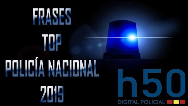 Frases Top Del 2019 En La Policía Nacional H50