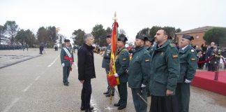 marlaska jura bandera Guardia Civil