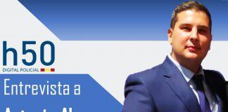 Entrevista Antonio Abarca h50 policia nacional