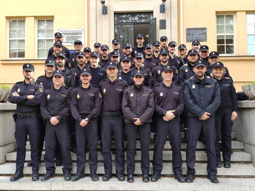 jura oficiales policia