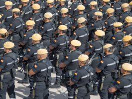 UME militar ejército