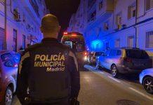 tiroteo Madrid