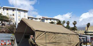 Feruzar armadas instalan 16 hospitales de campaña