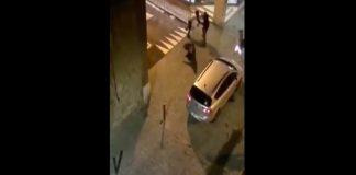 agresión guardia urbana Barcelona estado de alarma