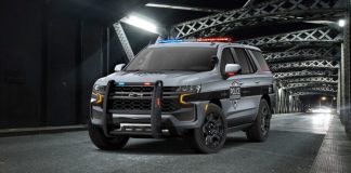 chevrolet tahore pursuit