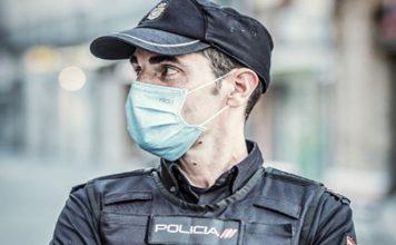test covid19 policia nacional guardia civil