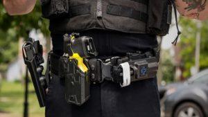 taser policía nidec h50
