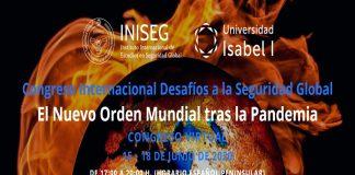 INISEG Congreso Internacional Desafíos a la Seguridad Global
