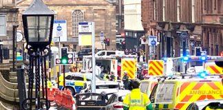 Glasgow atentado policia h50