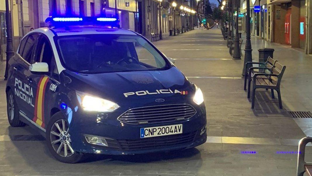 h50 policía nacional zeta