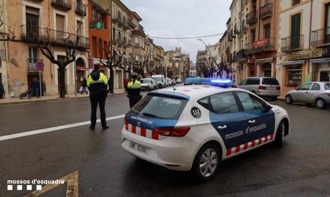 mossos mataro seguridad ciudadana