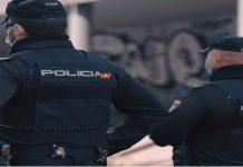 policía detenido Vigo h50