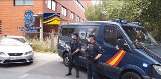 Policia detenido daesh terrorismo