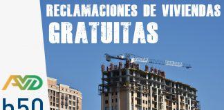 Reclamaciones de viviendas gratuitas AVD abogados afiliados club h50