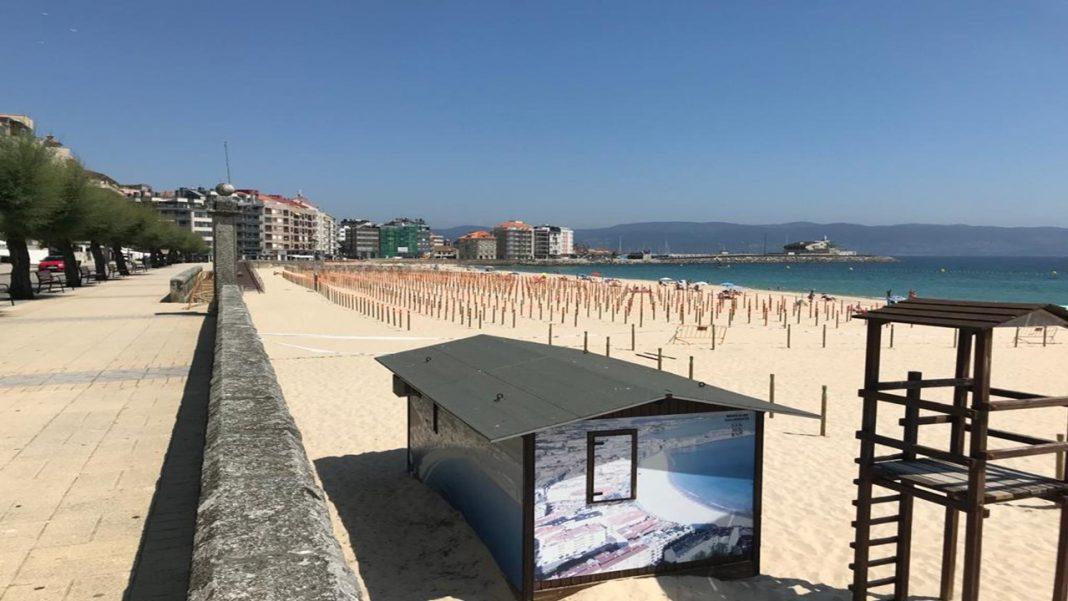Playa Silgar coronavirus Manuel Novas Caamaño