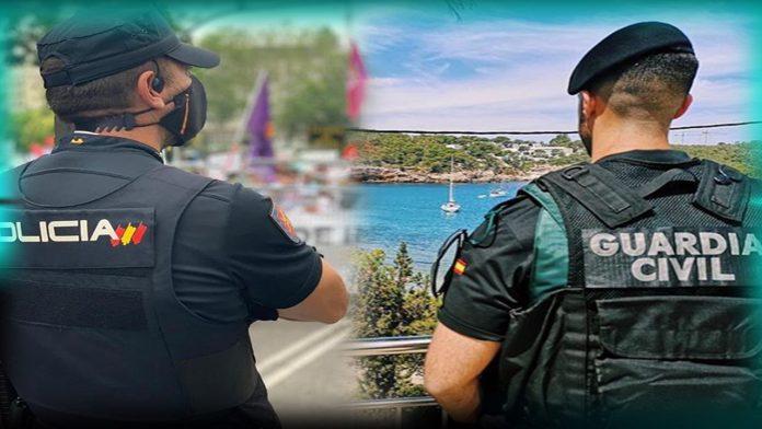 policia guardia civil oposicion h50