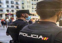 Policía Nacional salva vida reanimación cardiopulmonar h50 digital policial