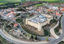 Castillo Maqueda Guardia Civil Interior h50