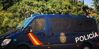 UIP policía Galicia coronavirus h50