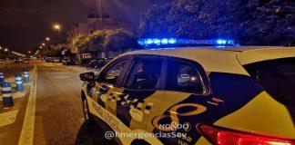 delito seguridad vial emergencias sevilla