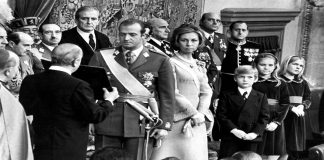 Rey Juan Carlos exilio