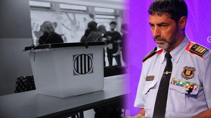 Trapero mossos referendum audiencia nacional