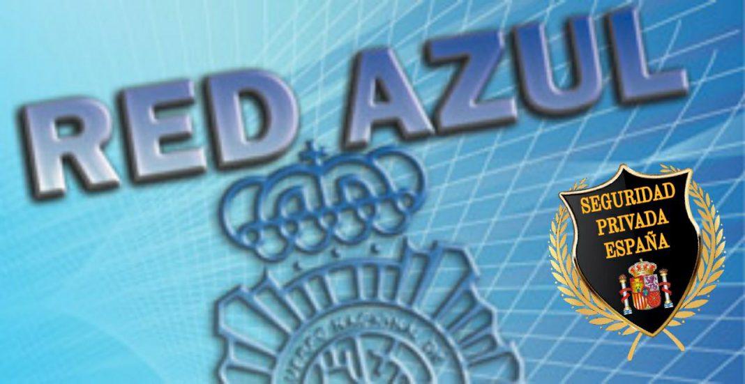 Red Azul seguridad privada