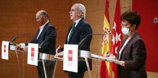 Comunidad Madrid covid restricciones h50
