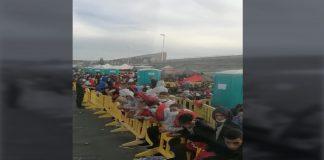 Inmigración Canarias patera inmigrantes h50