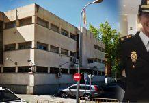 Comisaría Villa Vallecas monica garcía Zarate