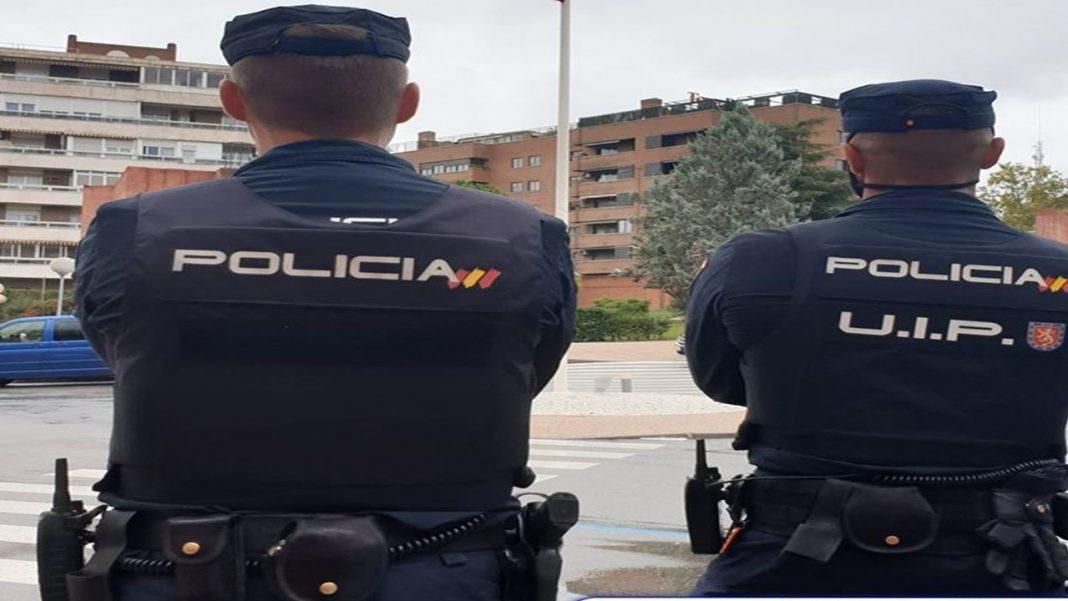 Policía Nacional UIP h50