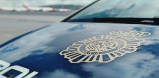 coche policia nacional zeta