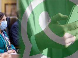 militares WhatsApp chat defensa