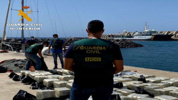 guardia civil narcotráfico operación seguridad h50