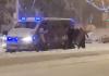 nieve cadenas antidisturbios
