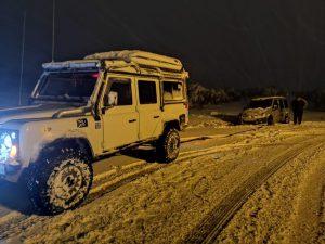 Policia nacional nevada madrid