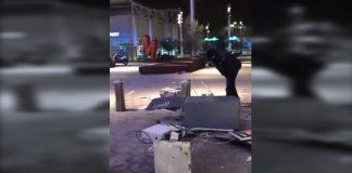 robo cajero la maquinista barcelona vigilantes de seguridad