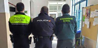 guardia civil, policia, policia municipal