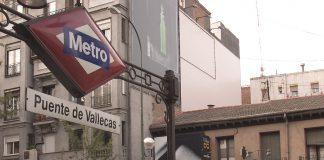 metro puente vallecas