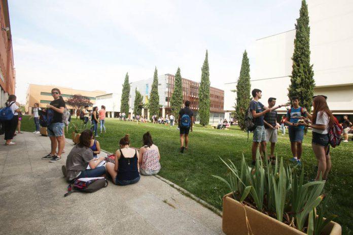 campus universidad, valladolid