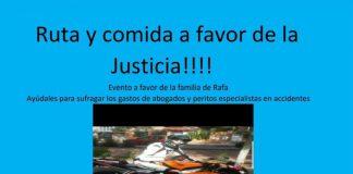 ausa de Rafa y familia justicia