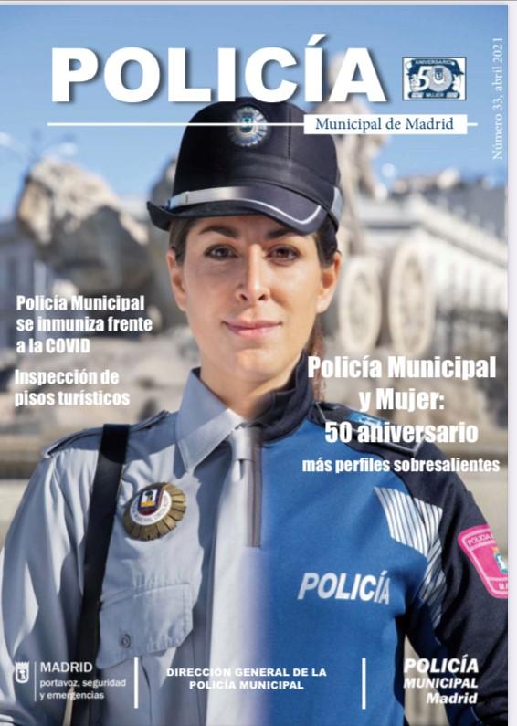 revista policia municipal madrid