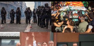 independencia Cataluña políticos catalanes