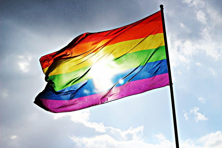 LGTBI, bandera gay